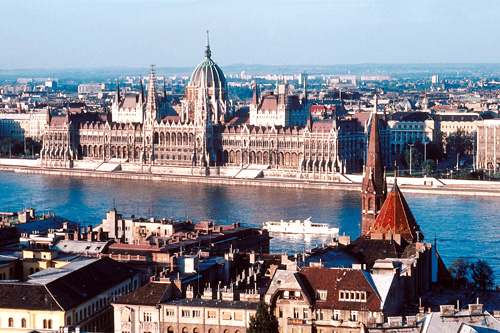 View of the Parliament