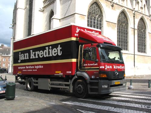Jan Krediet Truck