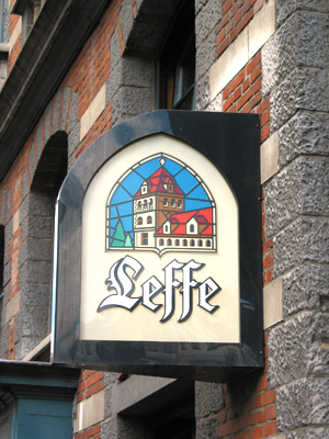 Leffe: World Famous Beer