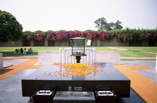 Raj Ghat (Gandhi Memorial)