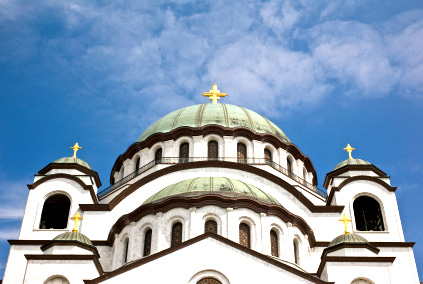 Temple of Saint Sava, Belgrade