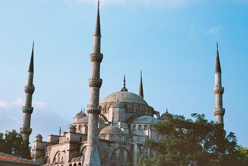 Sultan Ahmet Mosque, Istanbul